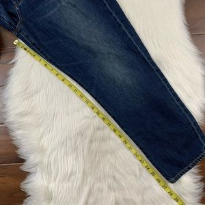 American Eagle Outfitters Jeans - American Eagle 18 Short Hi Rise Girlfriend Jeans